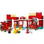 Remiza de pompieri LEGO DUPLO (10593)