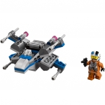 Resistance X-Wing Fighter (75125)