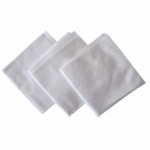 Scutece multifunctionale albe 90x90 cm 2/set Kreis