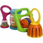 Set jucarii muzicale Baby Band Halilit MS9000
