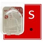 Set tetine din silicon-marimea S