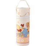 Suport termoizolant pentru 1 biberon Winnie the Pooh Lulabi 7825001