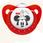 Suzeta din silicon pentru somn, marimea 1 (0-6 luni) Mickey Mouse