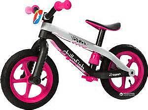 Bicicleta fara pedale BMXIE Pink