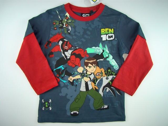 Bluza copii BEN 10 (Masura 140 (9-10 ani))