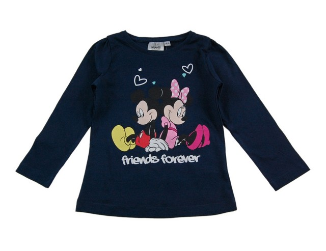 Bluzita fete Disney Minnie (Masura 104 (3-4 ani))