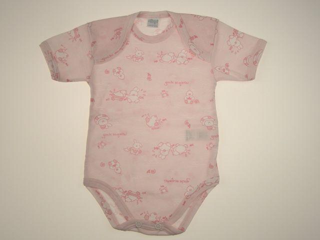 Body copii Little Rabbit (Masura 74 ( 6-9 luni ))