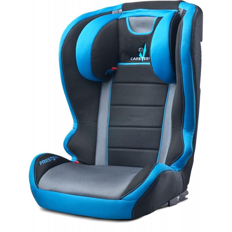 Scaun auto Caretero PrestoFix Isofix Blue