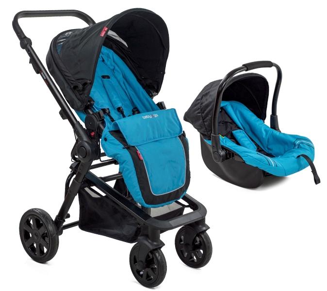 Carucior Copii Transformabil Babygo Blue
