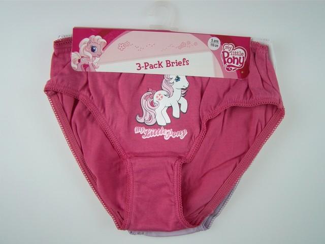 Chiloti fetite Little Pony (Masura 104 (3-4 ani))