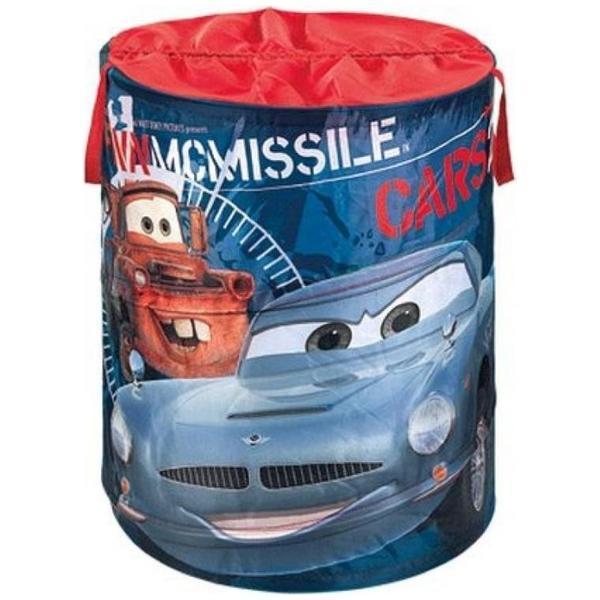 Cos pentru depozitat jucarii Disney Cars