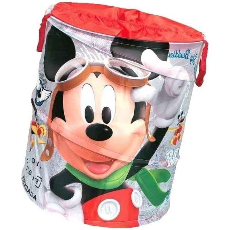Cos pentru depozitat jucarii Disney Mickey Mouse