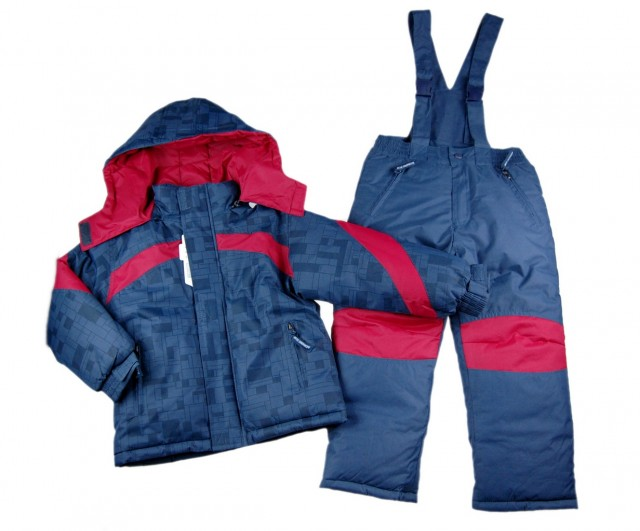 Costum ski copii Snowman (Masura 110116 ( 56 ani))