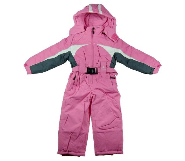 Costum ski fetite Wintertime (Masura 98104 (3-4 ani))