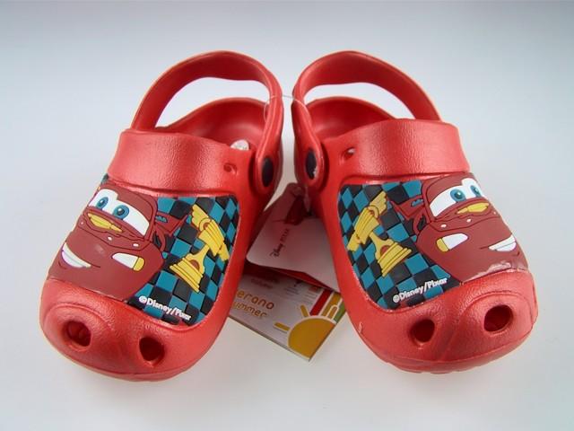 Crocs copii Disney Cars (Masura 2829)
