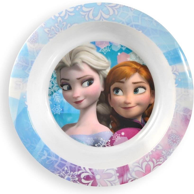 Farfurie adanca melamina Frozen Lulabi 9834702