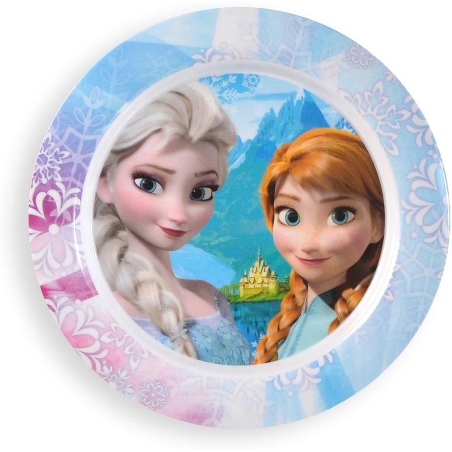 Farfurie melamina Frozen Lulabi 9834701