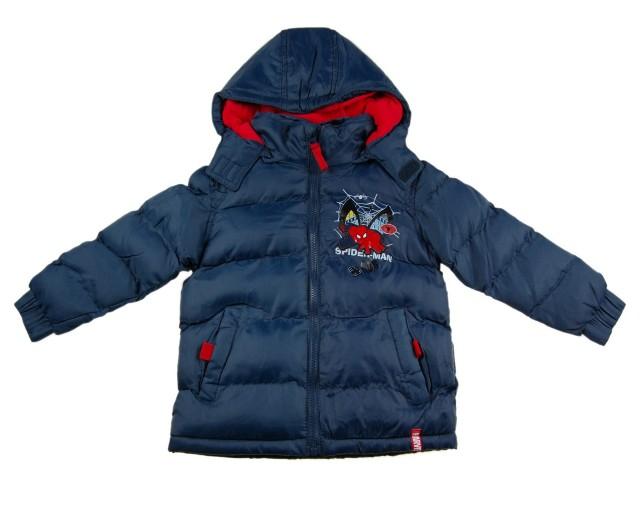 Geaca iarna Spiderman (Masura 104 (3-4 ani))