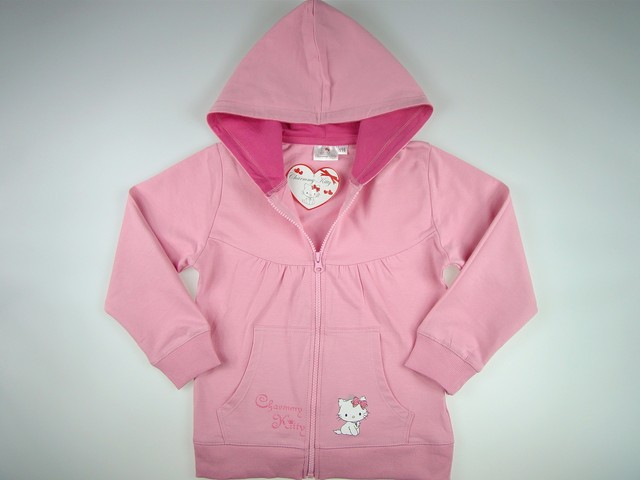 Hanorac copii Hello Kitty (Masura 140 (9-10 ani))