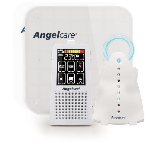 Interfon digital si monitor de respiratie Angelcare AC701