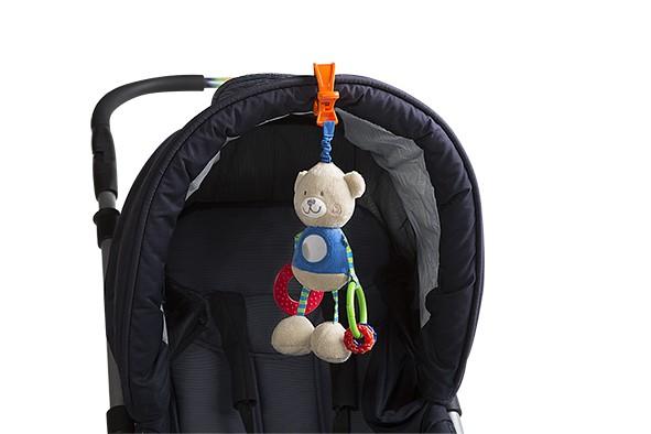 Jucarie Cu Cleste Bernie Din Plus Rotho Babydesign
