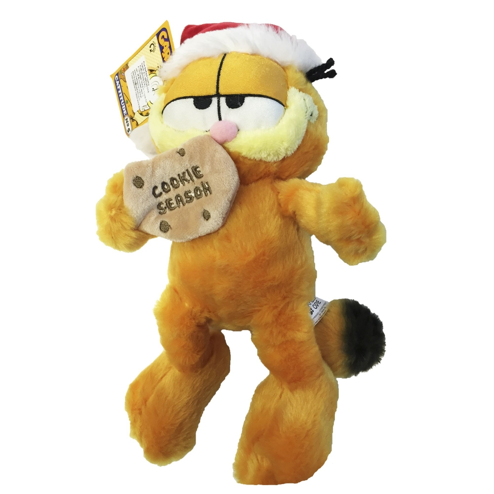 Jucarie de plus Garfield Cookie Season, 25 cm