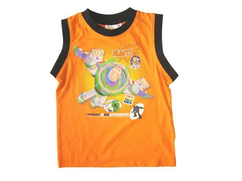 Maieu baieti Toy Story (Masura 128 (7-8 ani))