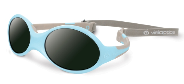 Ochelari protectie solara Reverso One 0-12 luni Full Blue