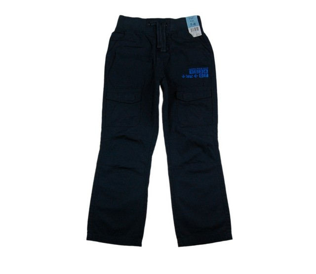Pantaloni baieti Alpha Team (Masura 134 (8-9 ani))