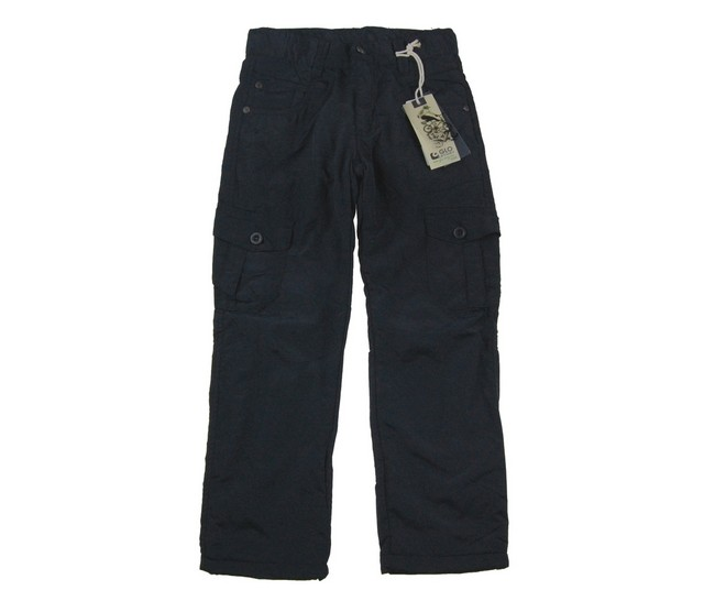Pantaloni captusiti baieti Winter (Masura 140 (9-10 ani))