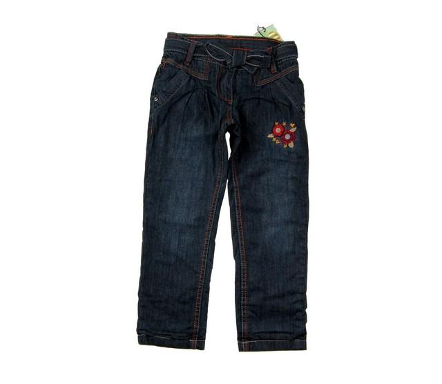 Pantaloni captusiti fetite Divine (Masura 122 (6-7 ani))