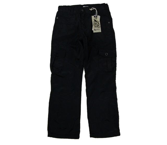 Pantaloni captusiti polar baieti Winter (Masura 140 (9-10 ani))