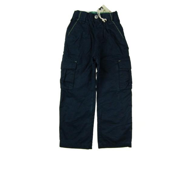 Pantaloni dublati bumbac Glory (Masura 98 (2-3 ani))