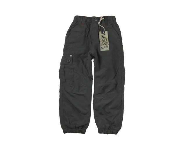 Pantaloni dublati polar Sports (Masura 128 (7-8 ani))
