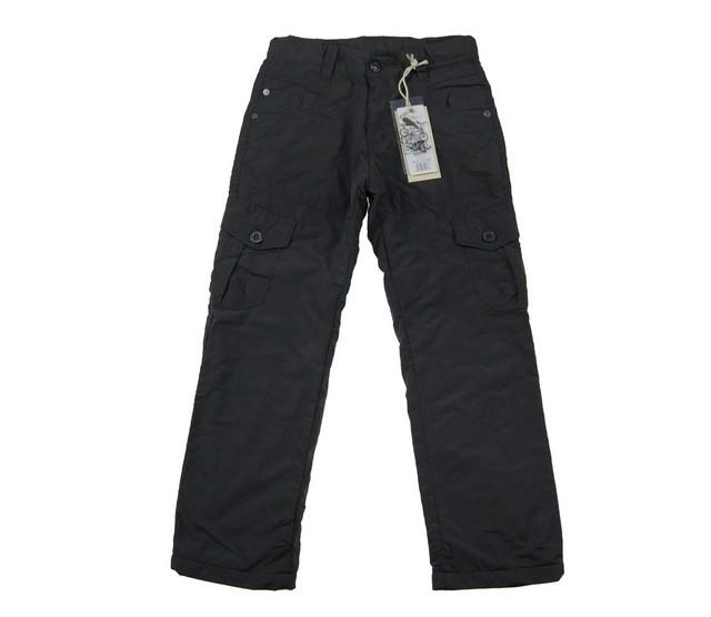Pantaloni dublati polar baieti Winter (Masura 152 (11-12 ani))