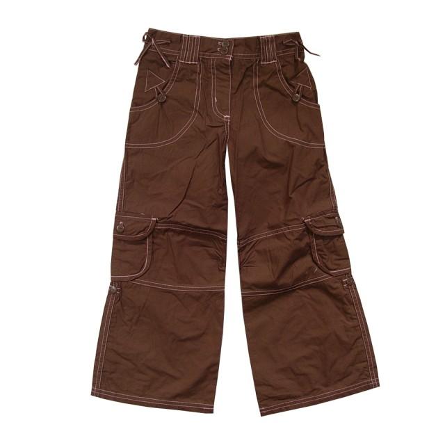 Pantaloni fetite Diva bumbac (Masura 98 (2-3 ani))