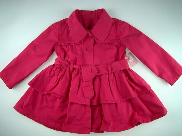 Pardesiu copii Pink Style (Masura 8692 (1.5 - 2 ani))