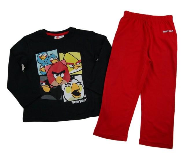 Pijama Angry Birds (Masura 128 (7-8 ani))