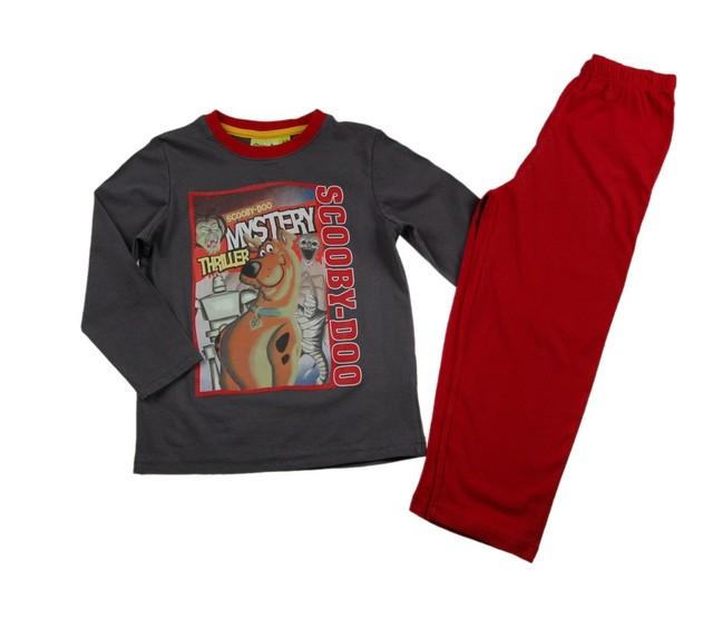 Pijama baietei Scooby Doo (Masura 98 (2-3 ani))