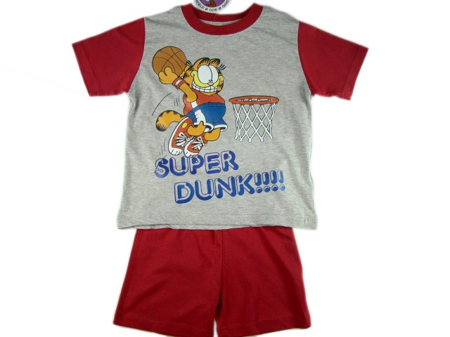 Pijama copii Garfield (Masura 116 (5-6 ani))