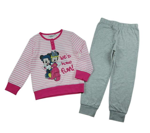Pijama copii Mickey  Minnie (Masura 104 (3-4 ani))