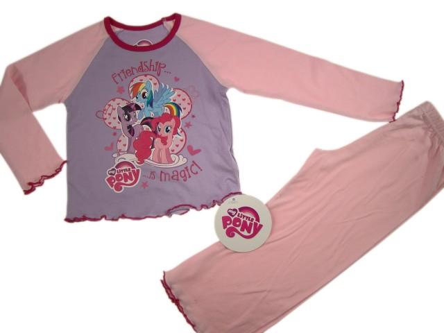 Pijama fetite My Little Pony (Masura 92 (1.5-2 ani))