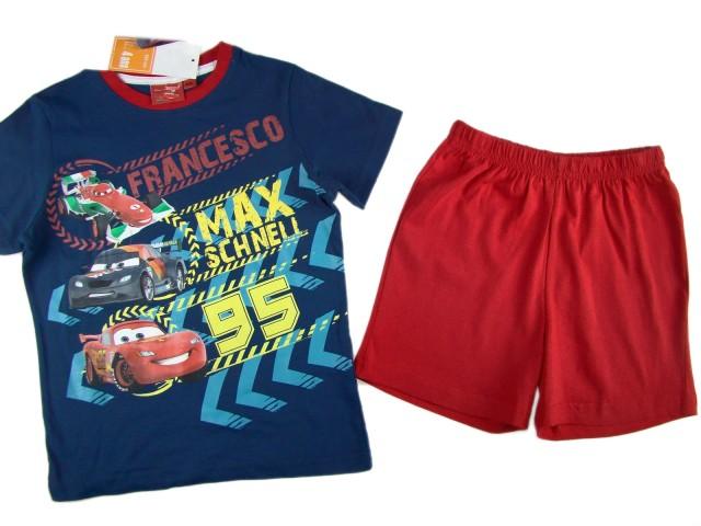 Pijamale Disney Cars (Masura 128 (7-8 ani))