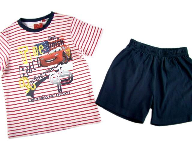Pijamale copii Disney Cars (Masura 116 (5-6 ani))
