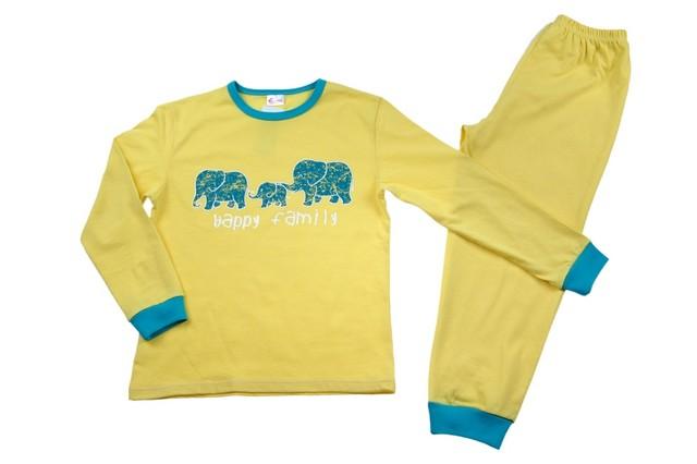 Pijamale copii Elefant (Masura 110 (4-5 ani))
