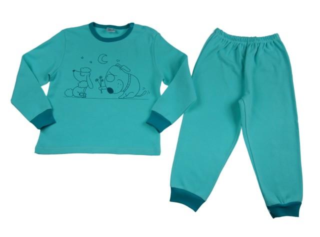 Pijamale copii Puppy Love (Masura 92 (1.5-2 ani))