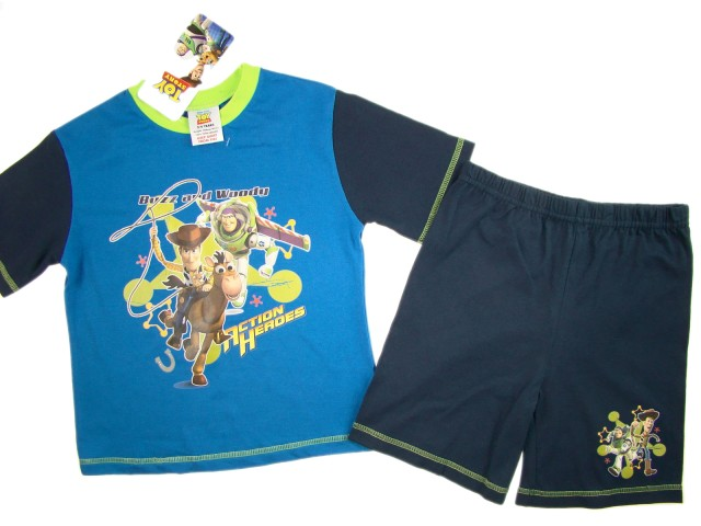 Pijamale copii Toy Story (Masura 116 (5-6 ani))