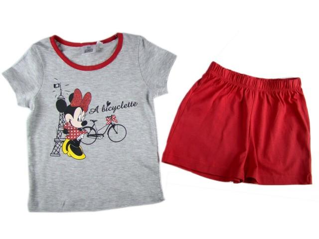 Pijamale fetite Minnie Mouse (Masura 128 (7-8 ani))
