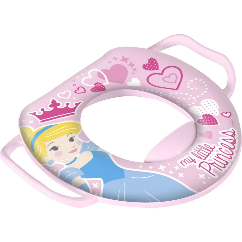 Reductor WC captusit cu manere Princess Lulabi 8019500