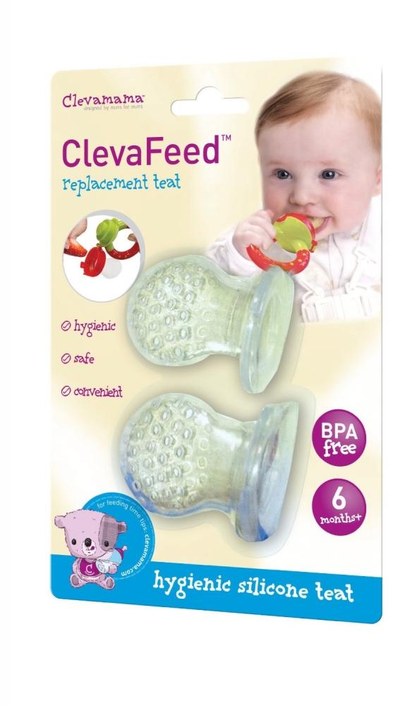 Rezerve pentru dispozitivul de hranire 2 bucati Clevamama